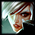 Win a game with Riven